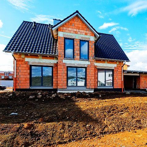 Domy murowane