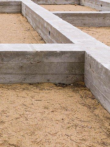 Fundamenty, usługi budowlane